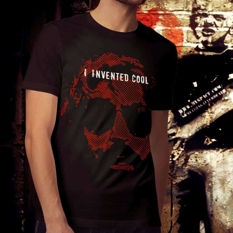 I invented cool!